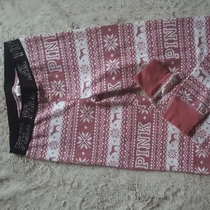 Victoria's Secret PINK sleep pants. Size XS.